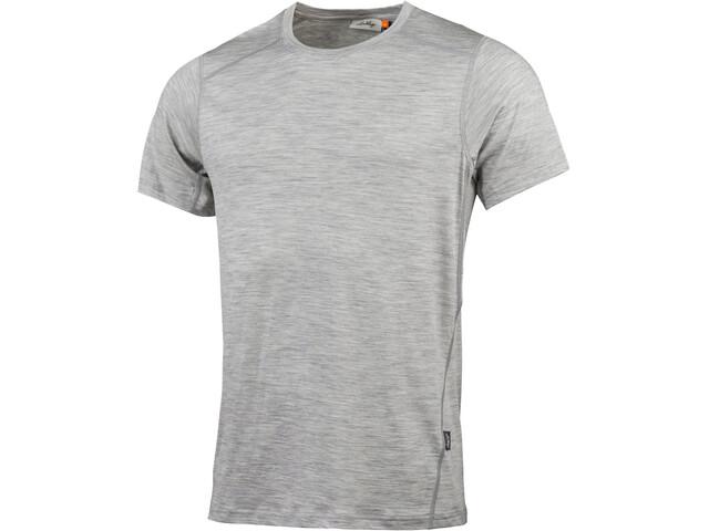 Lundhags Gimmer Camiseta Ligera Merino Hombre, light grey